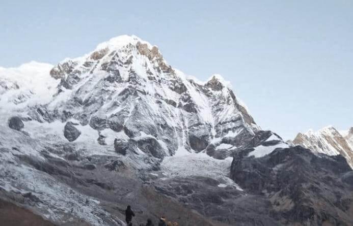 Annapurna South- ABC Trek