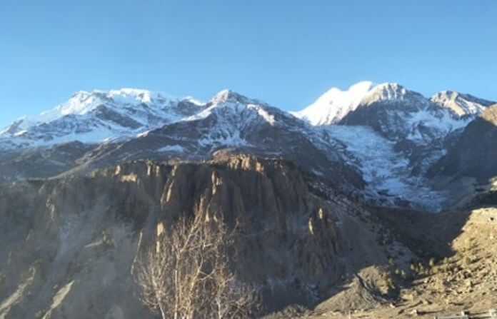 Annapurna Circuit Trek Highlight