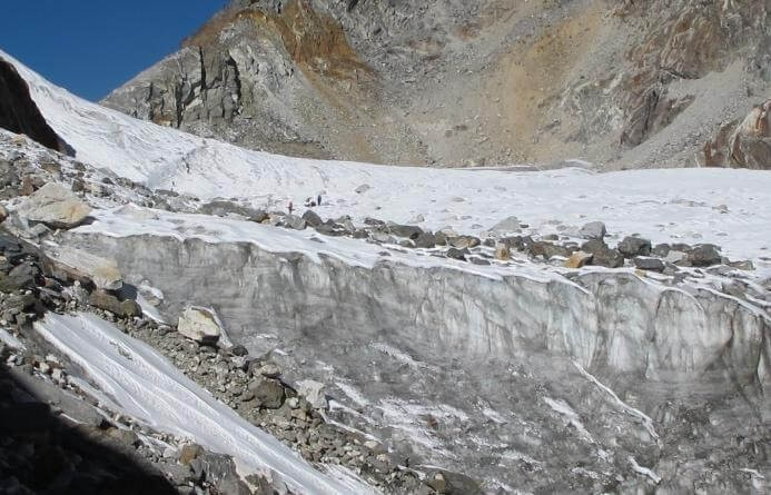 Chola La Pass