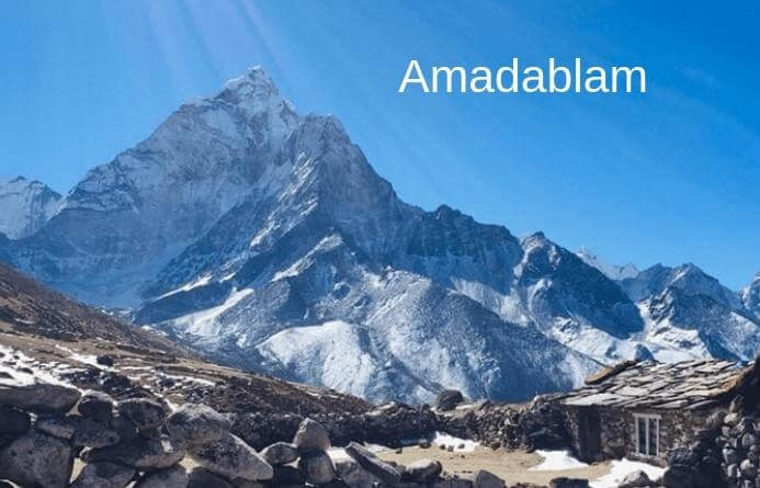 Amadablam-Mountain