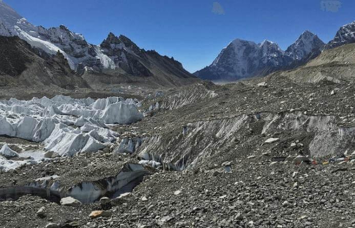 Everest Base Camp 3 Passes Trek
