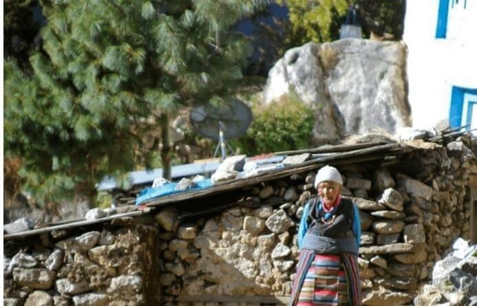 Khumjung Villages