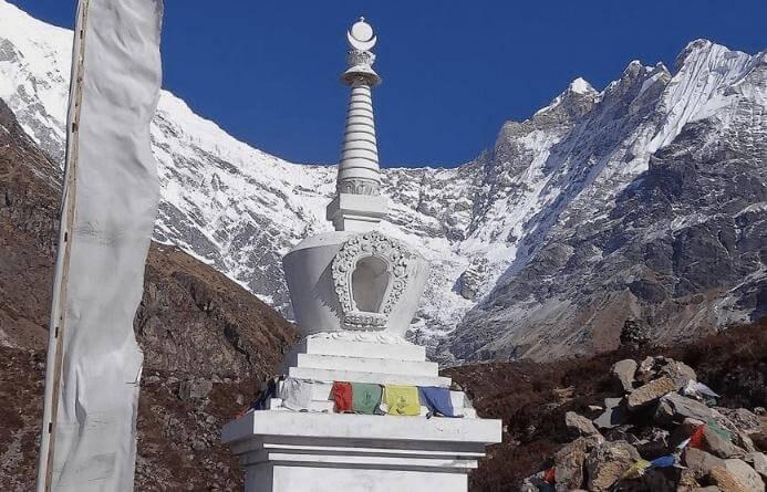 Langtang Gangala Pass Trek