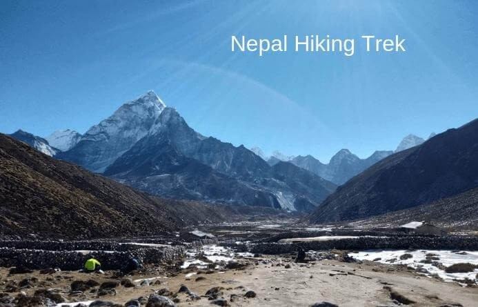 Trekking In Nepal-Everest