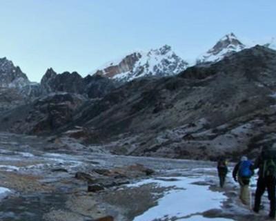 Everest Base Camp Trek during COVID-19 pandemic!