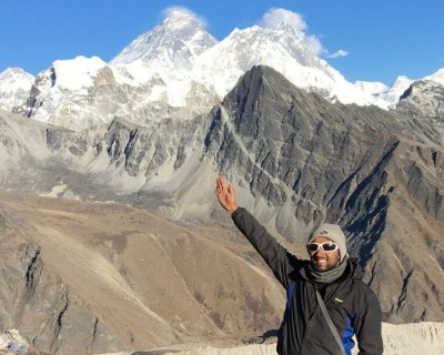 Everest base camp trek itinerary blog