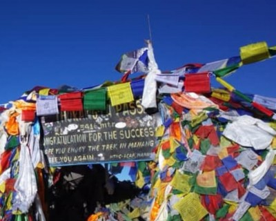 How long does it take to hike the Annapurna Circuit Trek