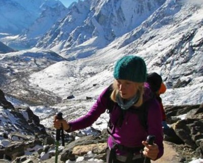 Trekking solo in Nepal with its drawback