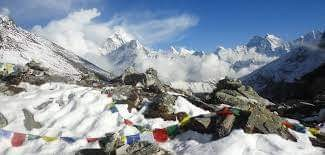 Everest Region views