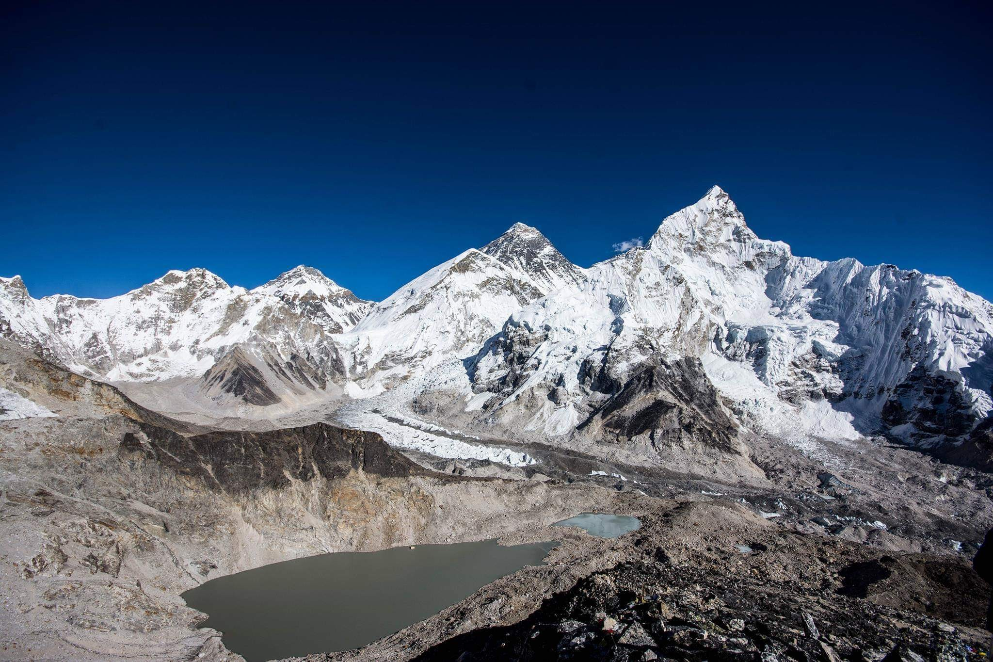 Everest Region view