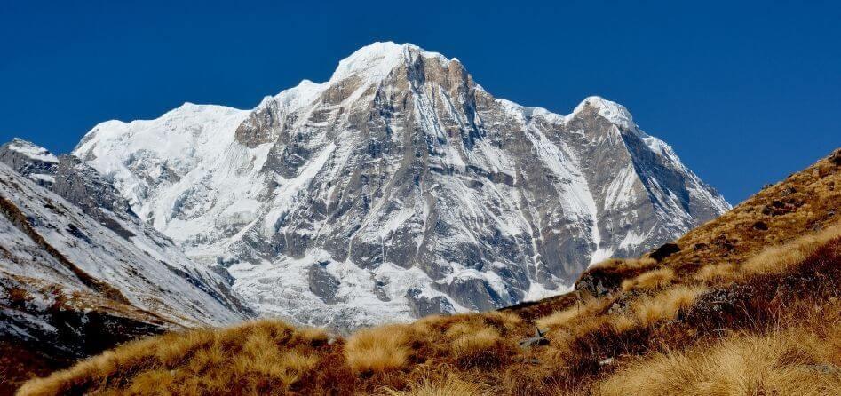 Annapurna South -ABC Trek