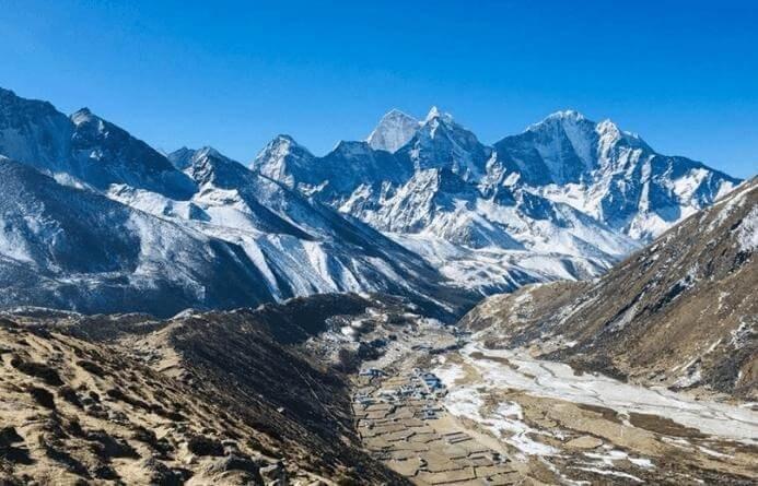 Everest basecamp trek