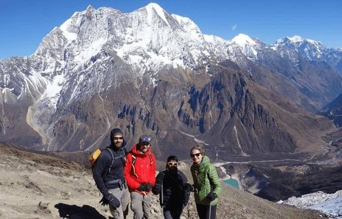 Journey to Manaslu Trekking