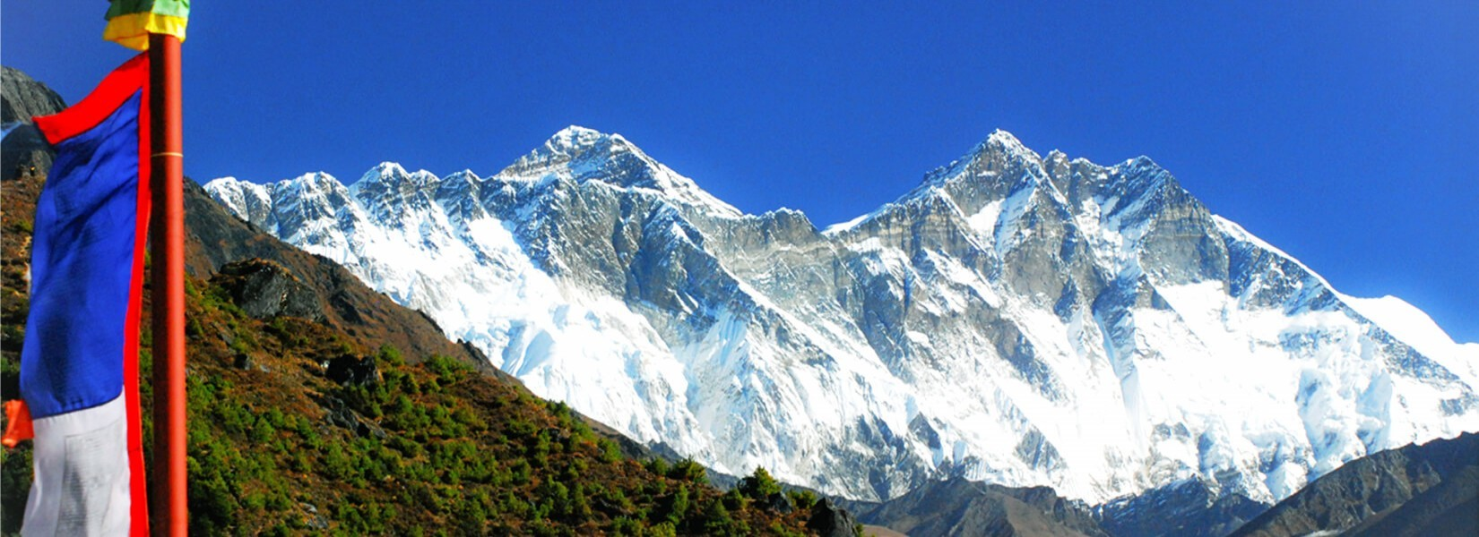 Nepal Everest View