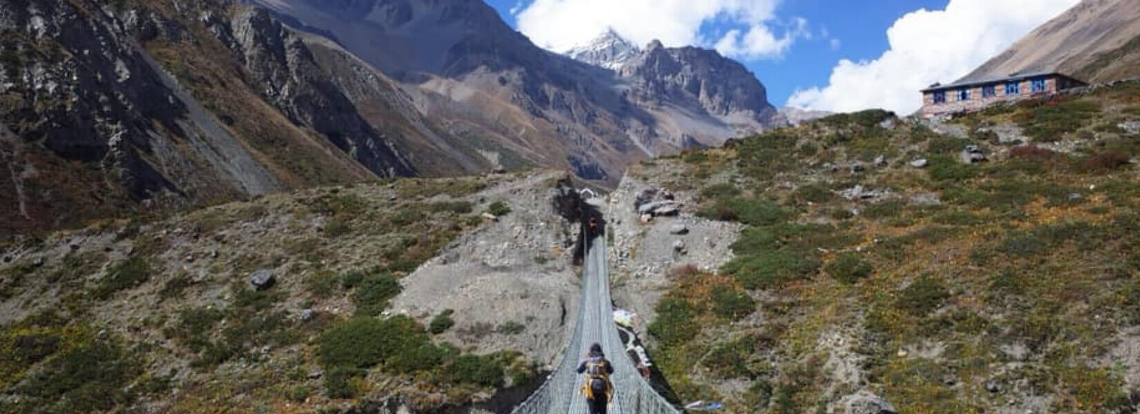 Annapurna Base Camp Trekking Region