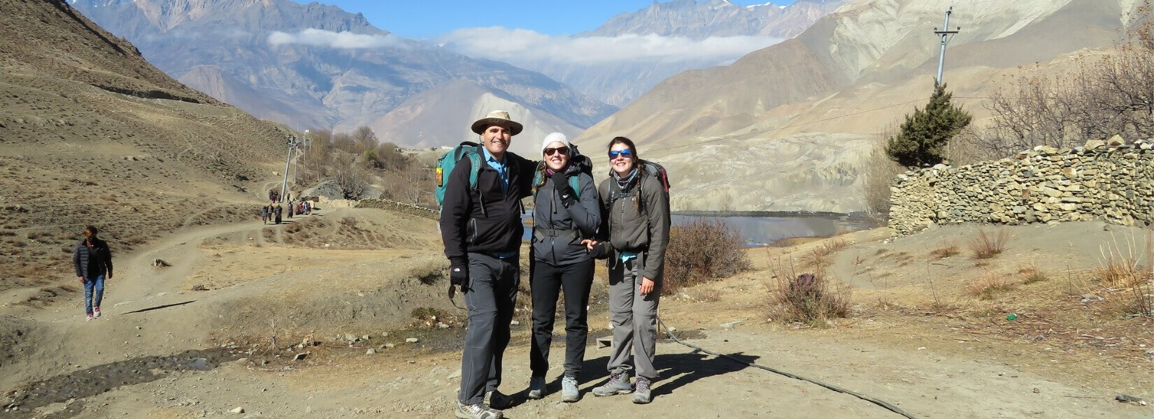 Annapurna Circuit Trek details