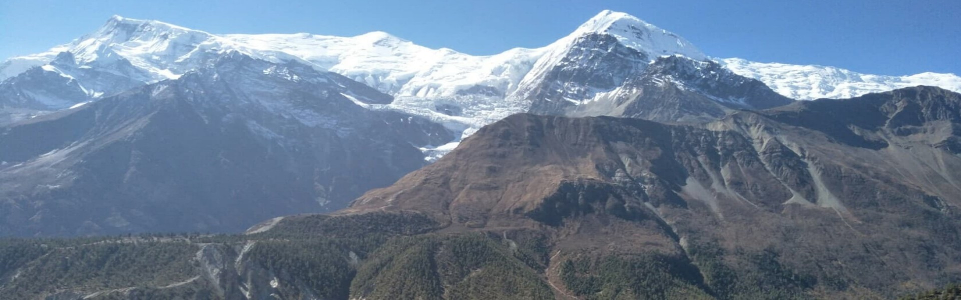 Annapurna Circuit Trek in September