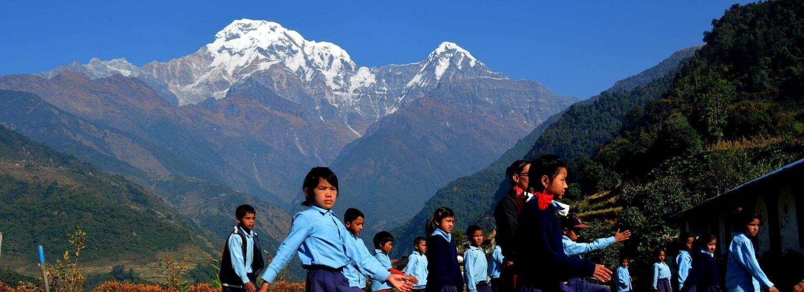Annapurna Luxury Trek