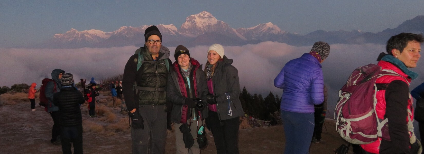 Annapurna Santury Trek