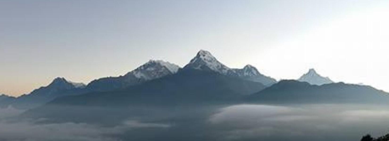 Dhampus Sarangkot Trek