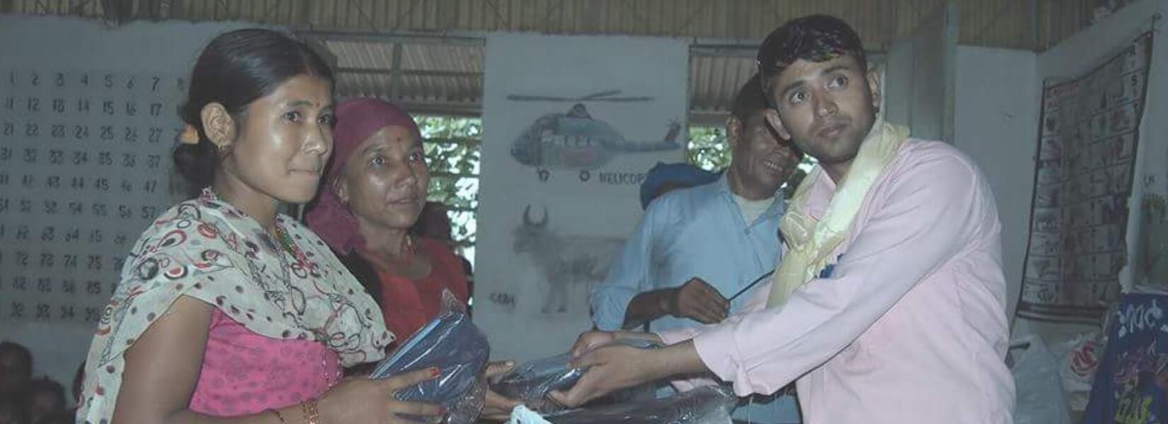 Indirect Way of Volunteering Nepal