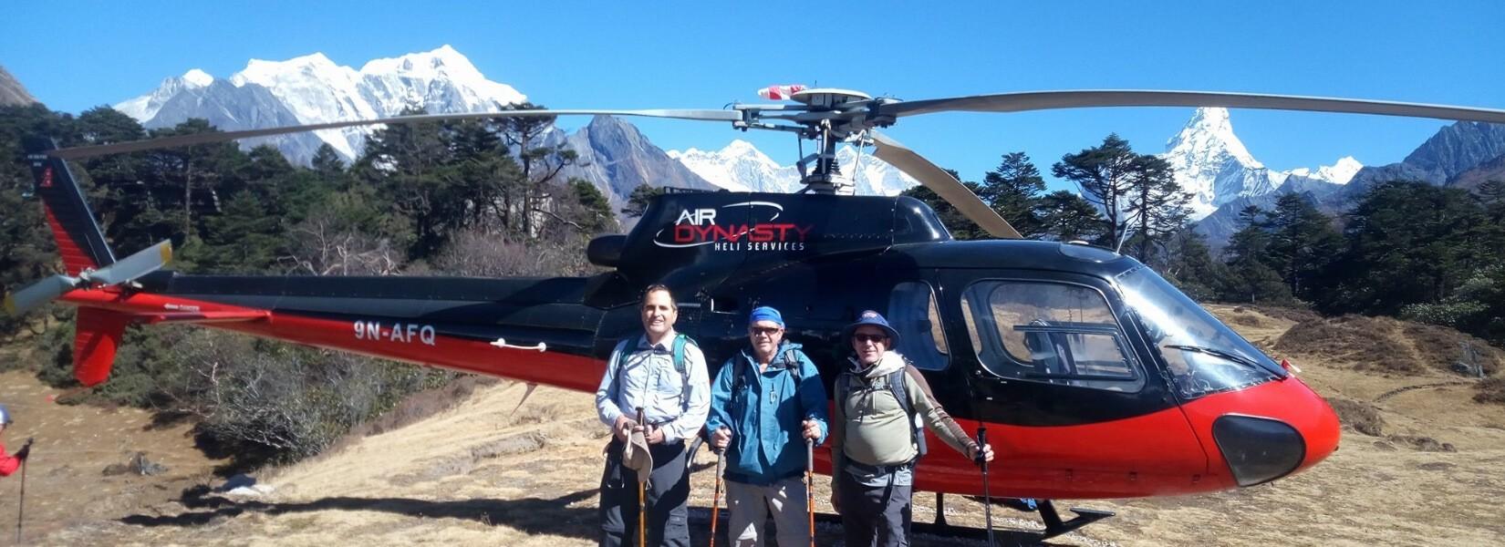 EBC Helicopter Tour