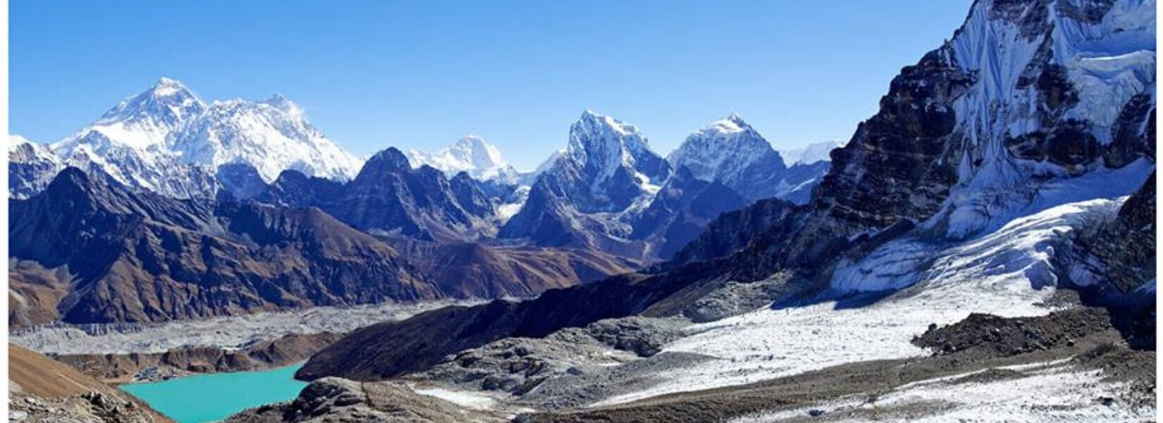 Everest Base Camp Trek details