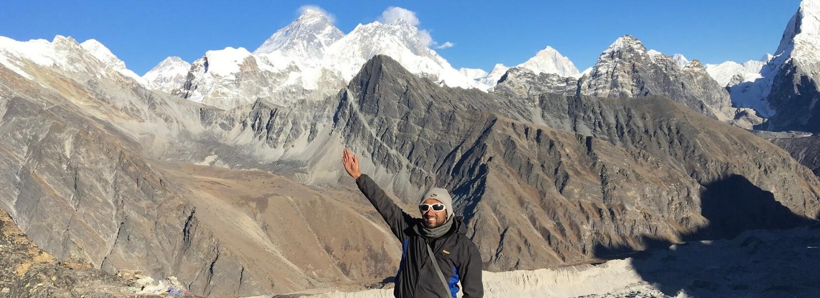 Everest base camp trek itinerary blog