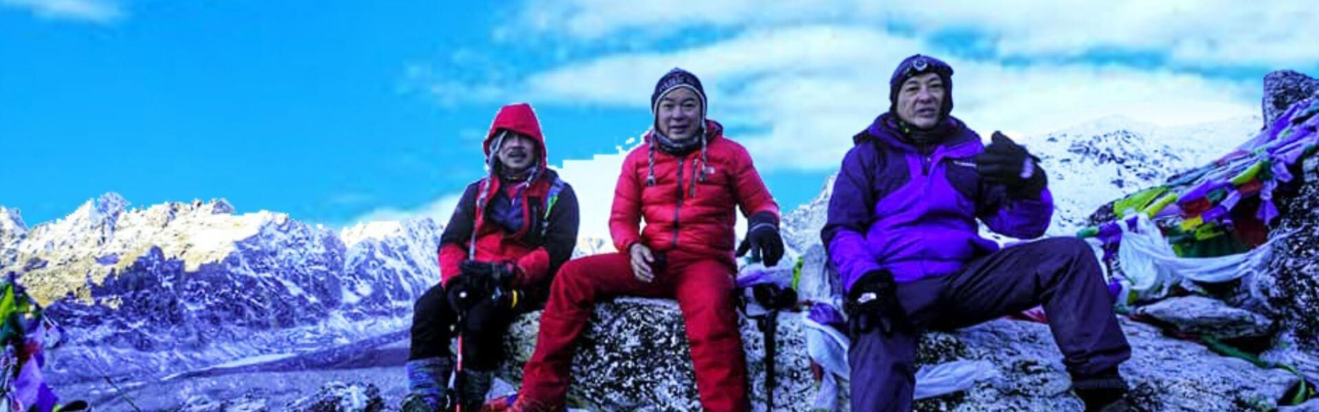 Everest Base Camp Trekking Solo