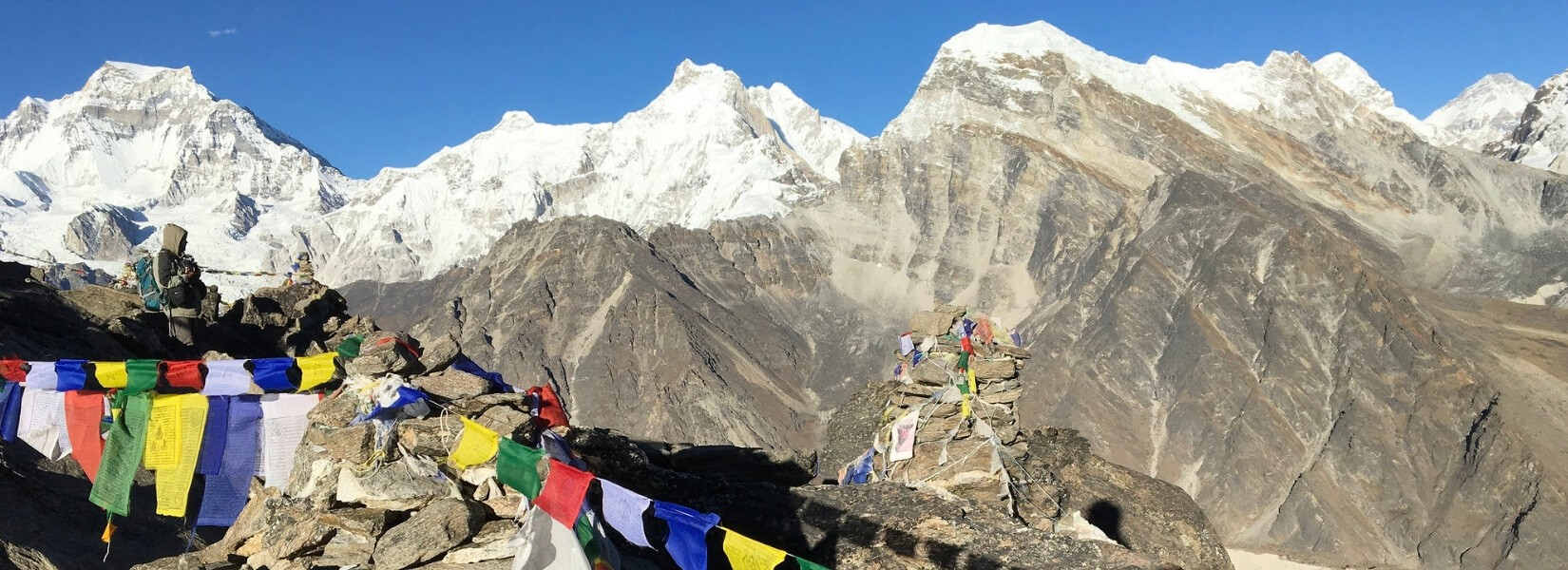 Everest Three Passes Trek Blog
