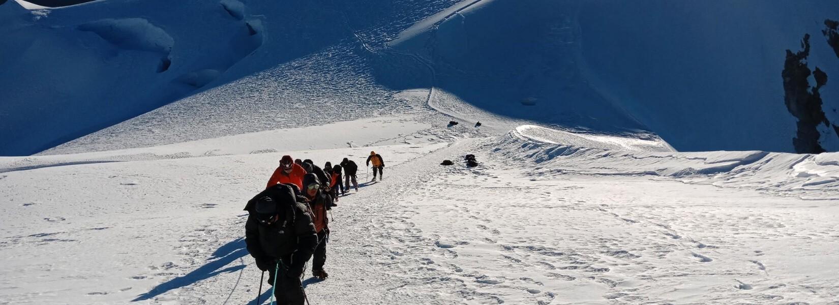 Island Peak Climbing W/EBC