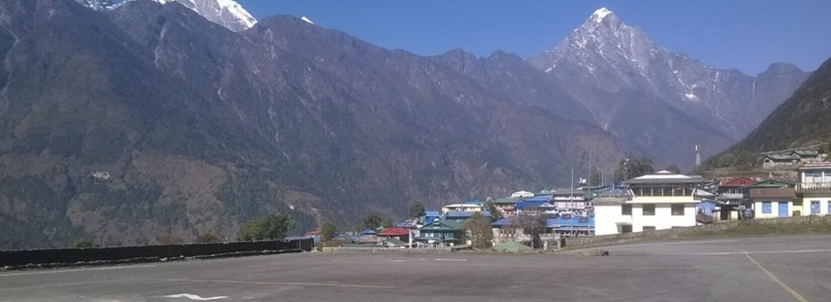 Lukla to Everest Base Camp