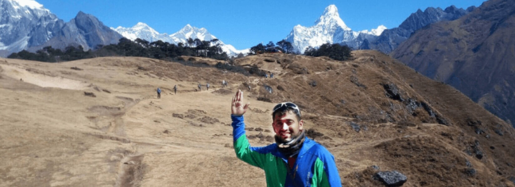 My Grandeur Everest Base Camp Trek at the most Reasonable Rate