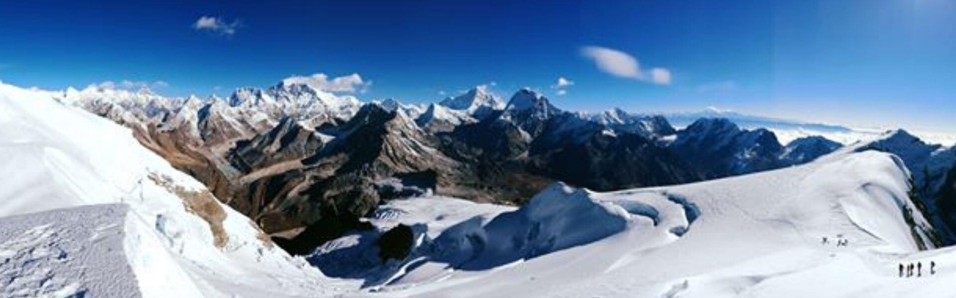 Peak Climbing in Nepal Blog