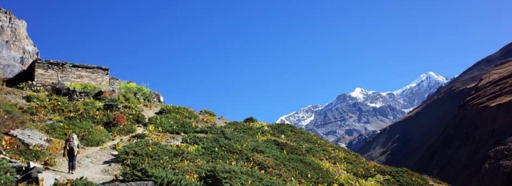 Top Three Best trekking destination in Nepal