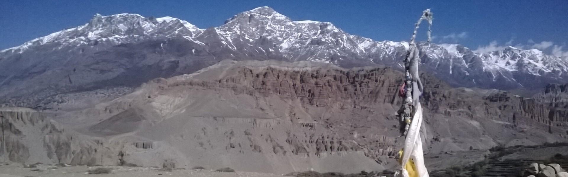 Upper Mustang Trek Blog