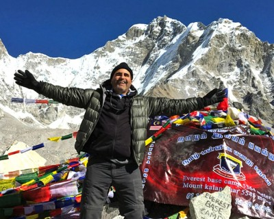 Everest Base Camp Solo Trek