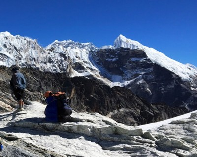 Everest Chola Pass Trek